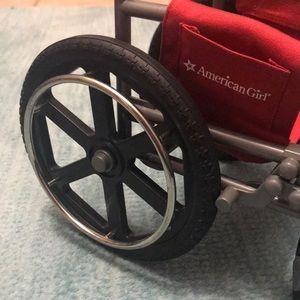 American Girl Other - 👑American Girl Wheelchair